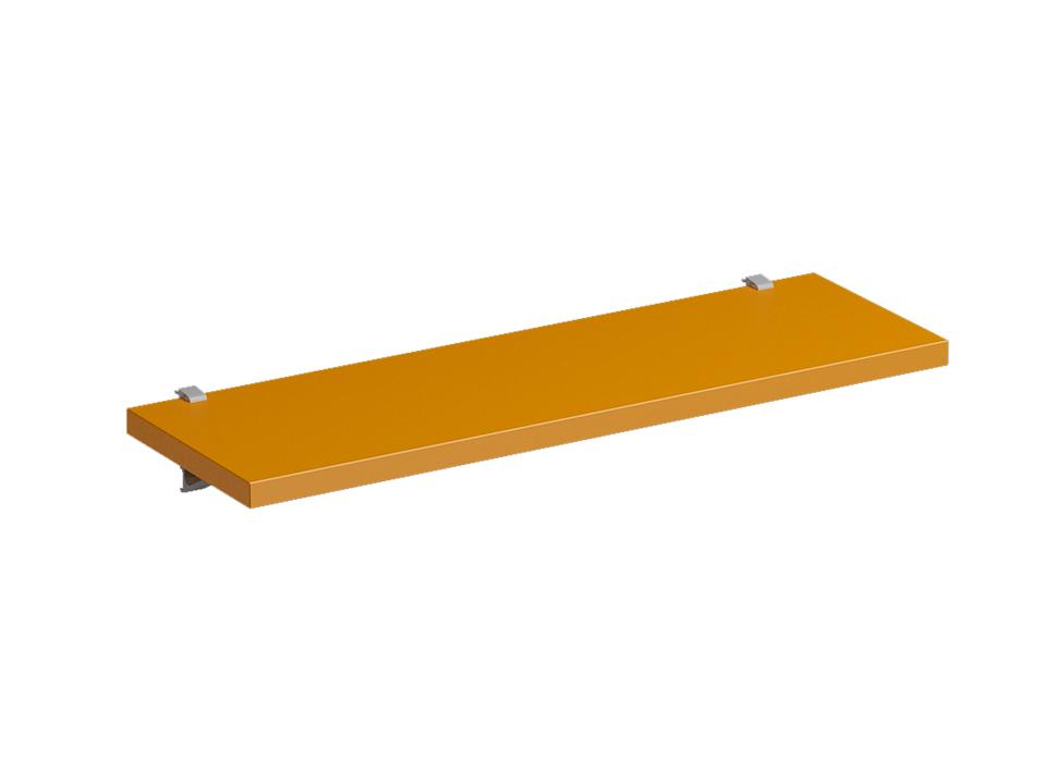Полка щитовая Pinokkio 650 ммОсновной раздел каталога<br>Полка настенная устанавливается в рабочую секцию или секцию для кровати<br>
