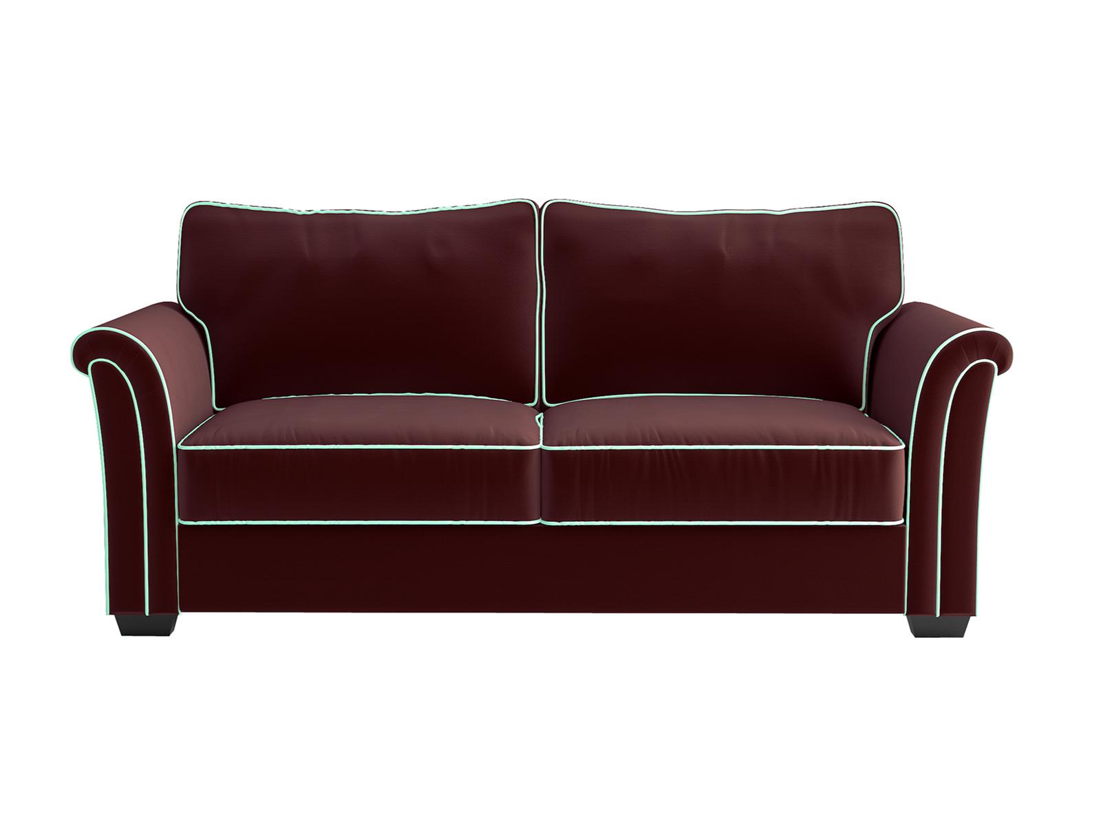 Диван-кровать двухместный SydneyДиваны и кушетки<br>Диван-кровать двухместный с мягким удобным сиденьем и механизмом трансформации Sedaflex. Размер спального места 1840х1330 мм.<br>