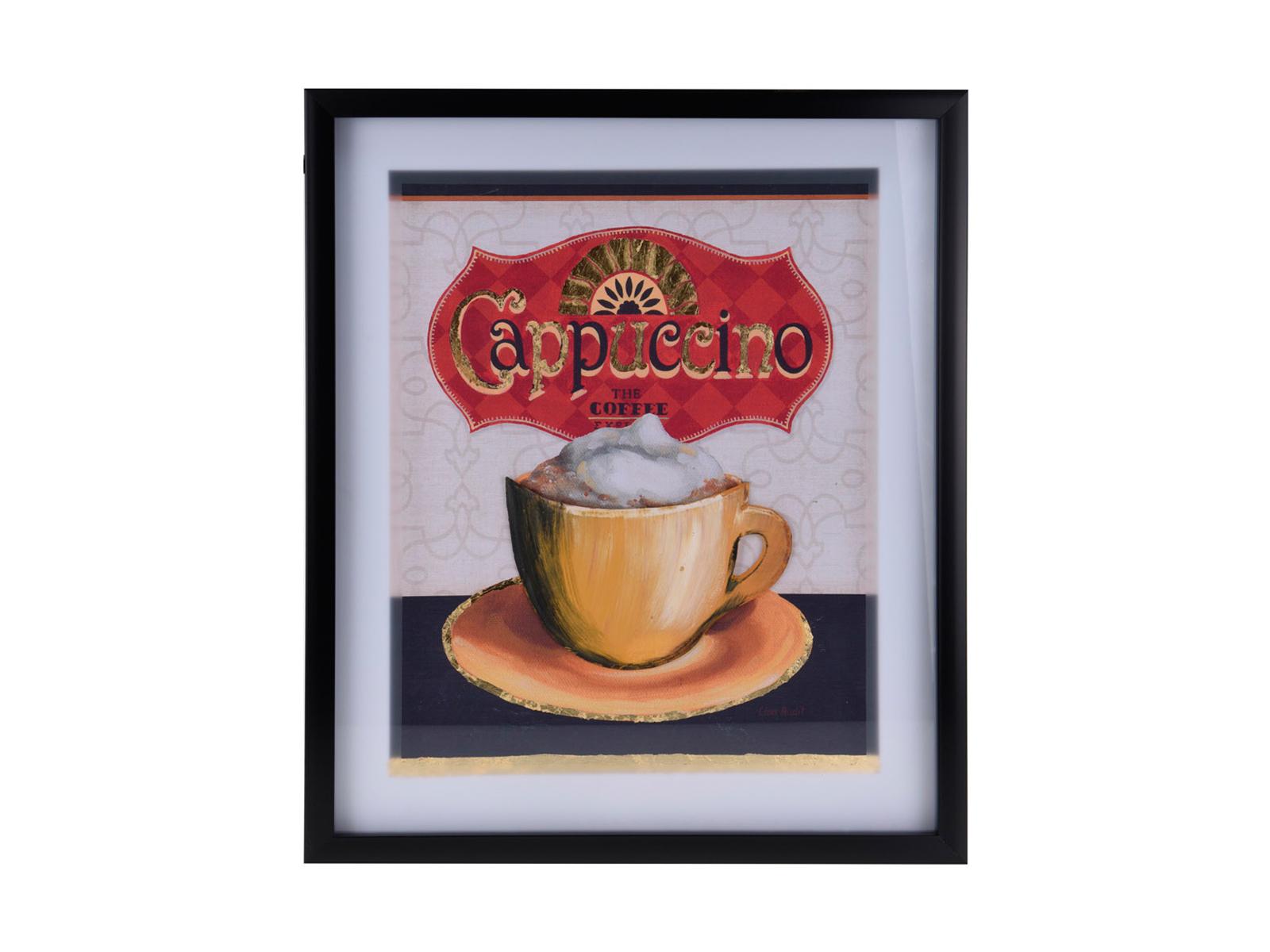 Постер Coffee TimeПостеры<br>Постер декоративный, на деревянной основе<br>