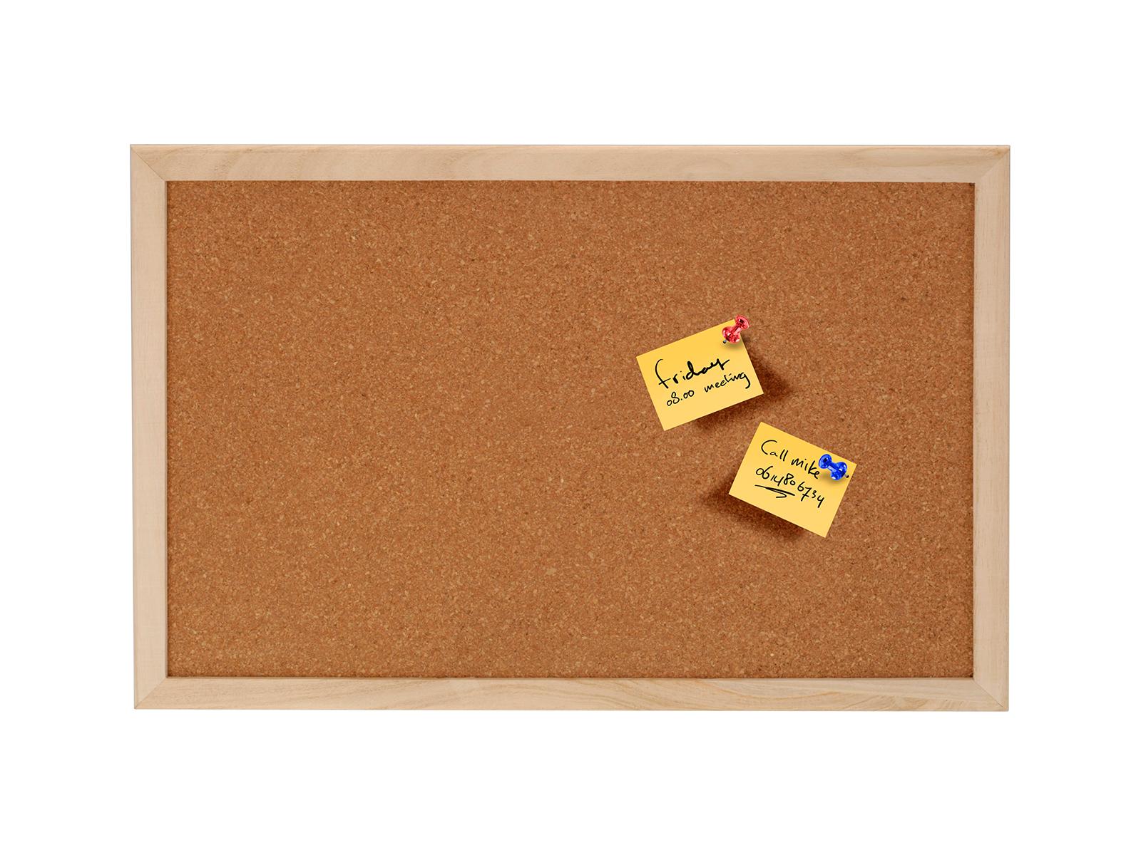 Доска для заметок BoardКанцелярские товары<br>Доска для заметок, кнопки в комплекте (5шт)<br>