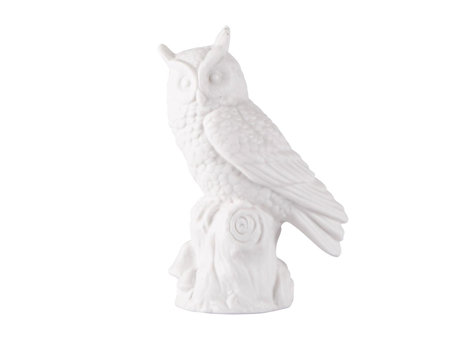 Статуэтка  White OwlСтатуэтки<br><br>