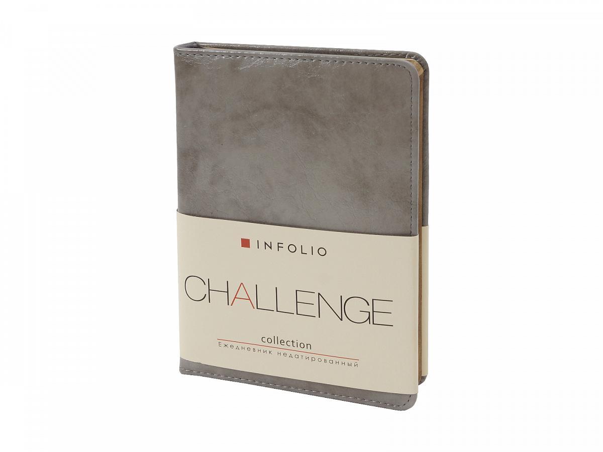 6418edc2c Ежедневник Challenge I295/grey – купить в Москве, цена в интернет ...